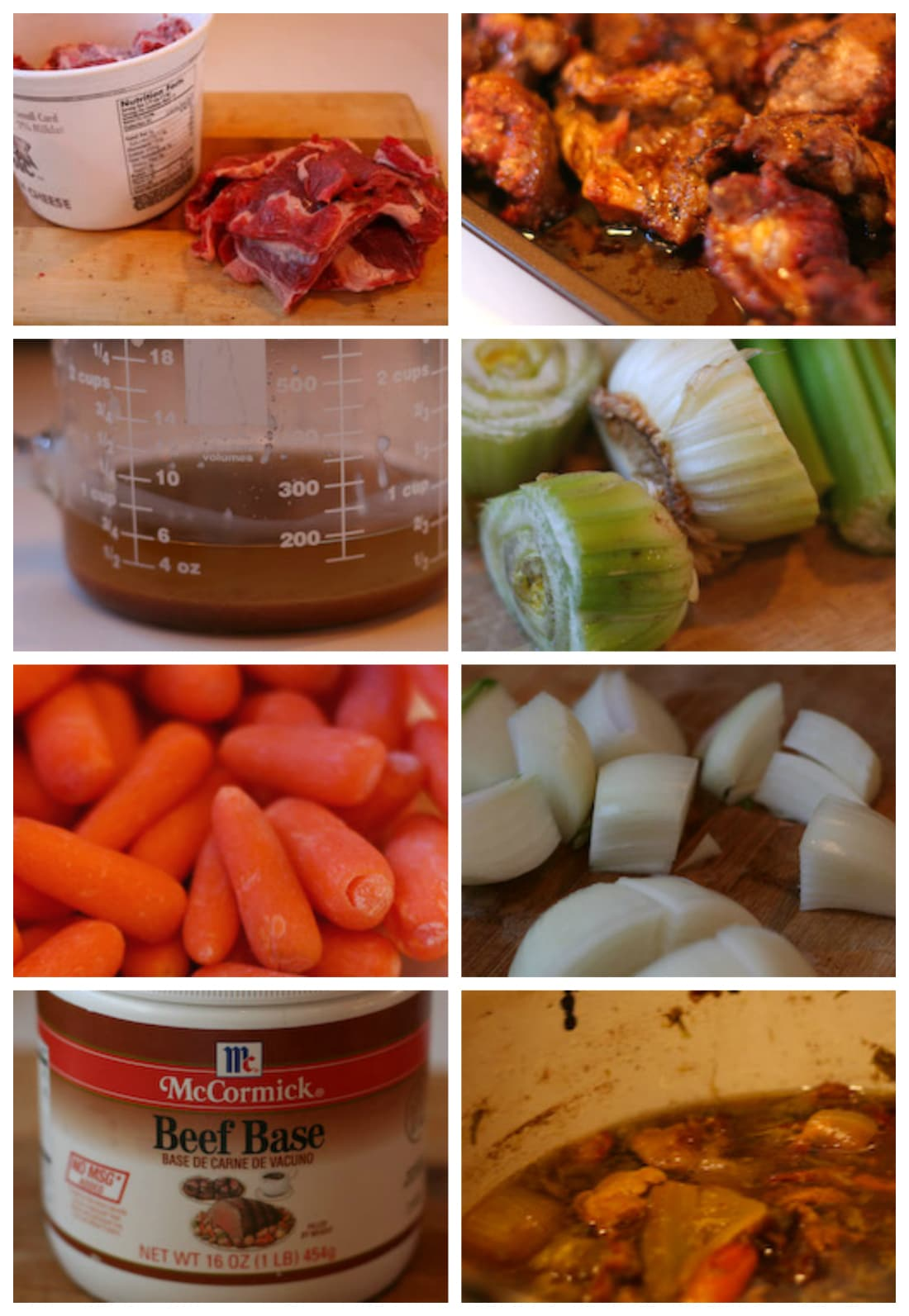 How to Make Beef Stock - Starting the Stock