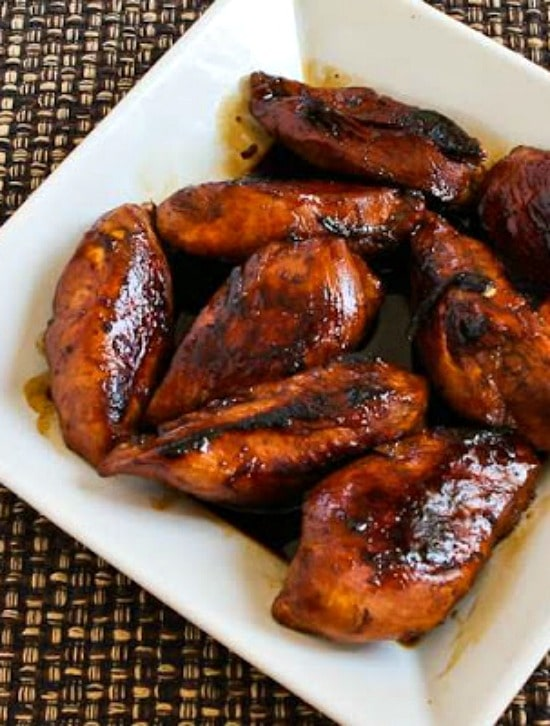 Filipino Chicken Adobo Chicken Cooked In Soy Sauce And Vinegar