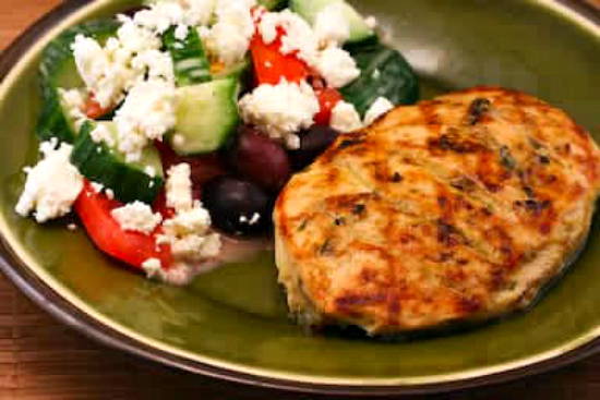 Grilled Chicken with Tarragon-Mustard Marinade top photo