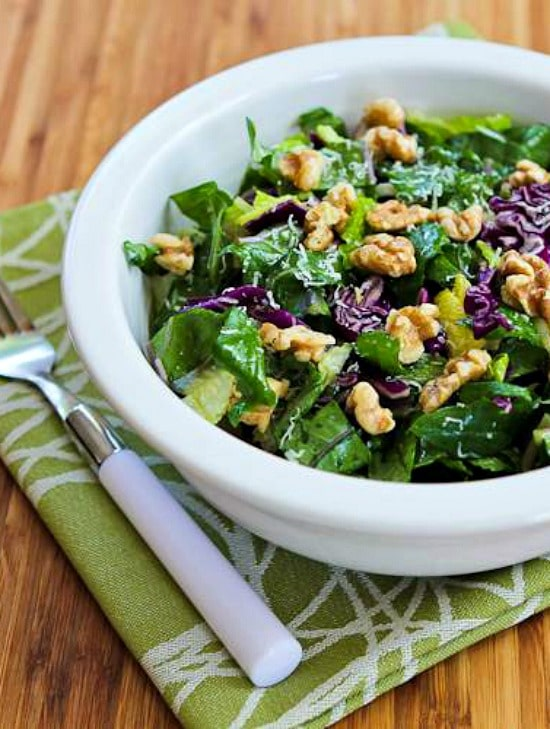 Kalyn's Power Salad Mix (for Weekend Food Prep)