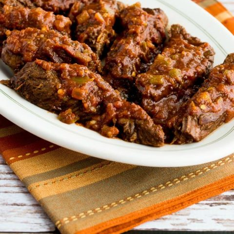 Low-Carb Southwestern Pot Roast in the Slow Cooker