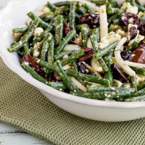Barely-Cooked Green Beans with Tahini-Lemon Sauce (plus 10 ...