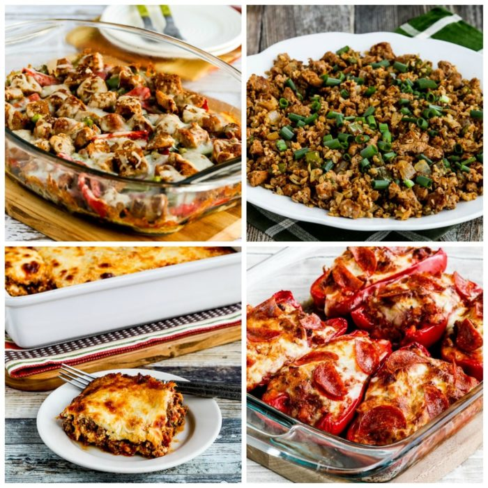 Ten Low Carb Italian Sausage Recipes You Ll Make Over And Over Kalyn S Kitchen