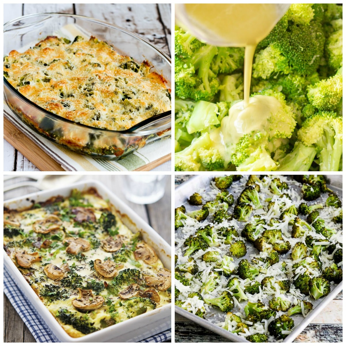 Low Carb And Keto Broccoli Side Dishes Kalyn S Kitchen