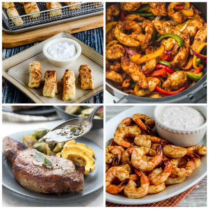 Low Carb And Keto Air Fryer Recipes Kalyn S Kitchen